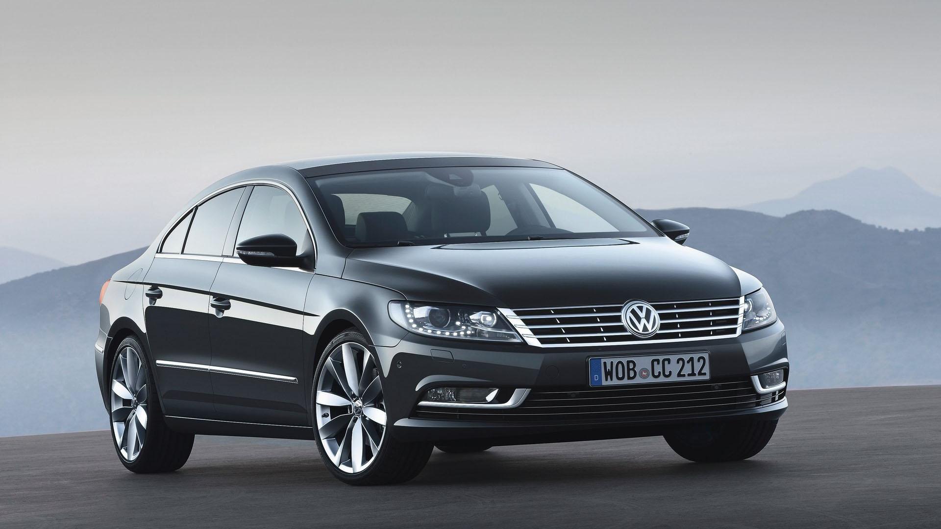 Volkswagen Passat CC wallpapers Desktop Download