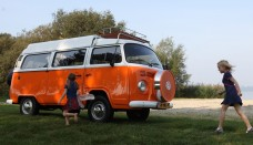 Volkswagen T2 Camper van Can Again Buy New Type Microbuses Wallpapers HD