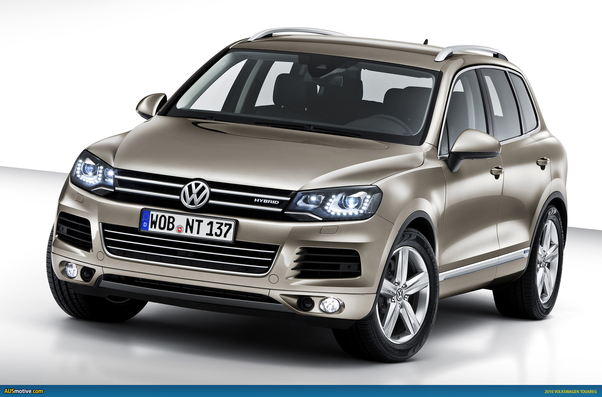 Volkswagen Touareg due in Australia next year Free Download Image Of