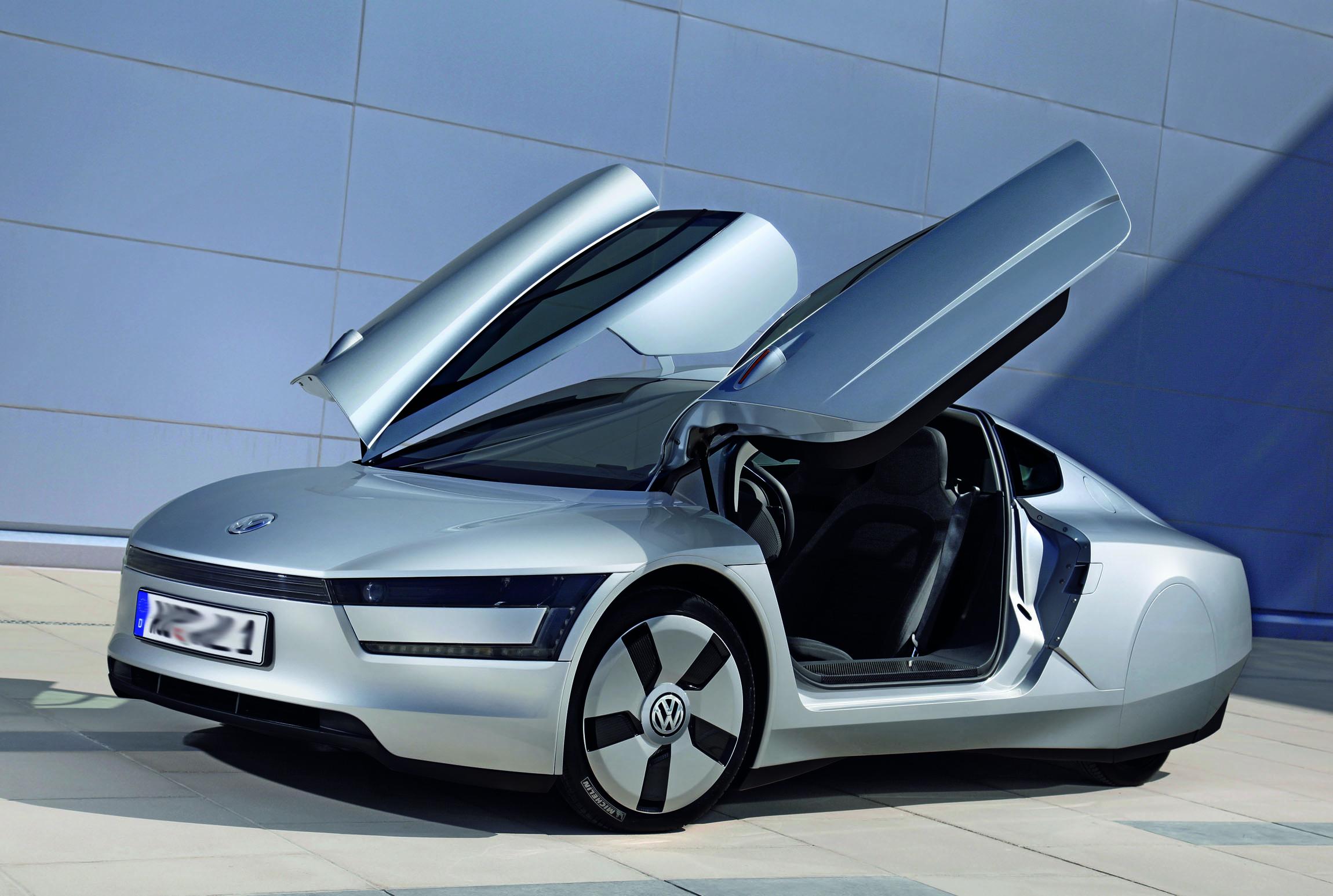 Volkswagen XL1 Free Download Image Of