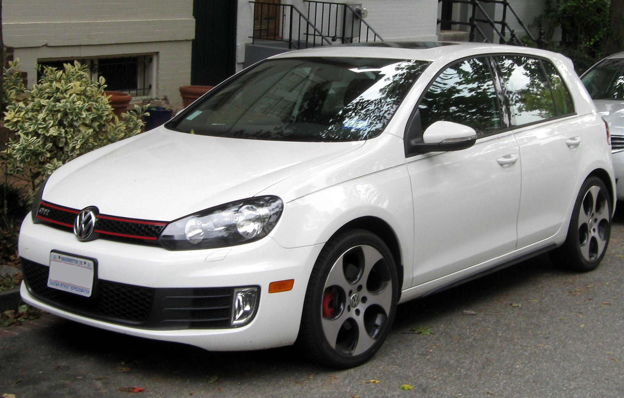 Volkswagen GTI 5 door Free Download Image Of