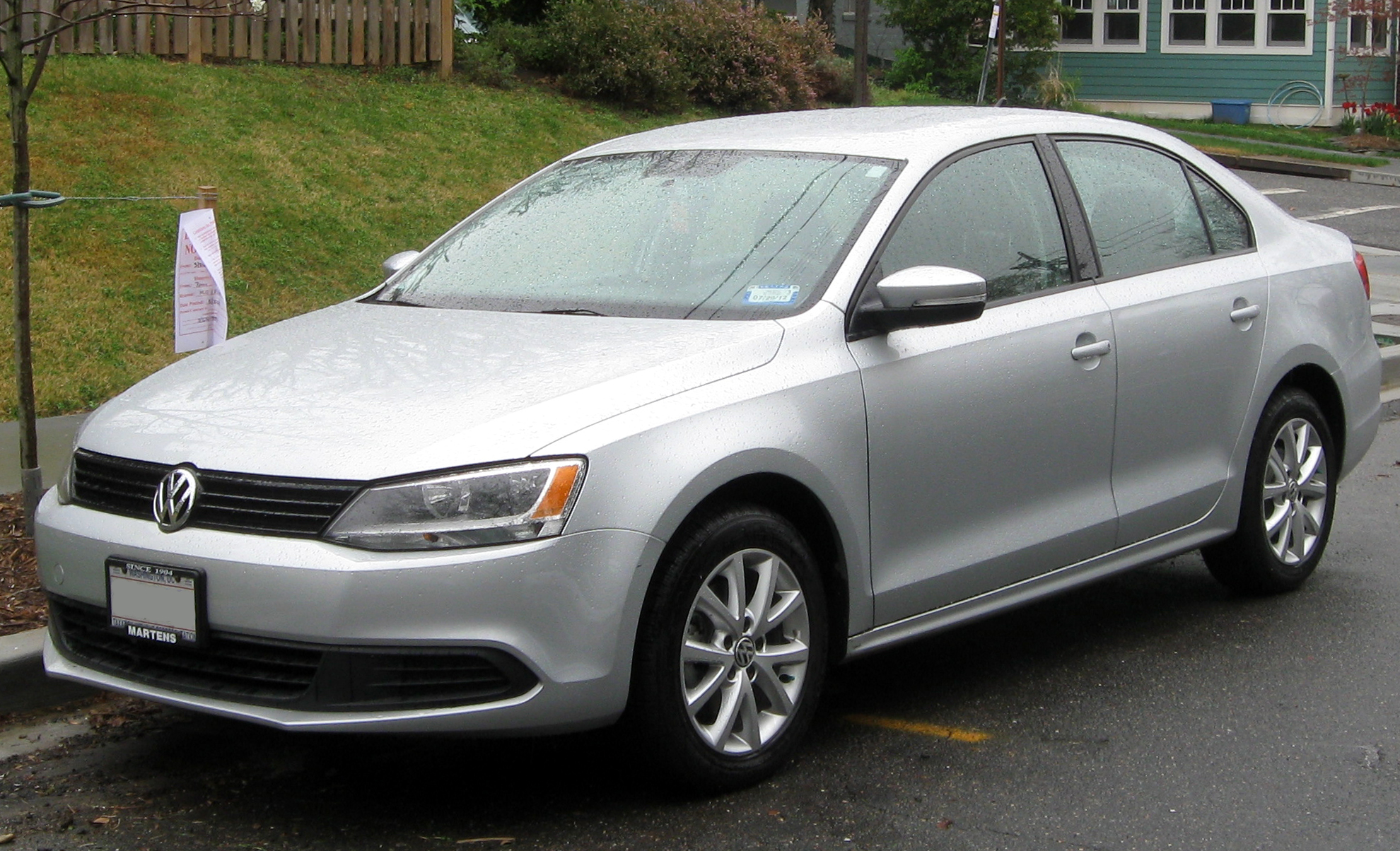 Volkswagen Jetta sedan Wallpapers HD Wallpaper