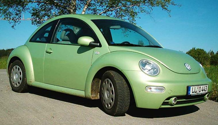 Volkswagen New Beetle Germany Wallpapers HD