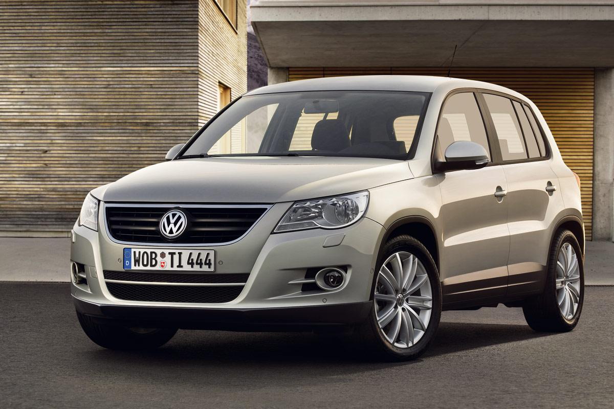 Volkswagen Tiguan photos Wallpaper Backgrounds