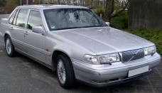Volvo 960 front Free Download Image Of