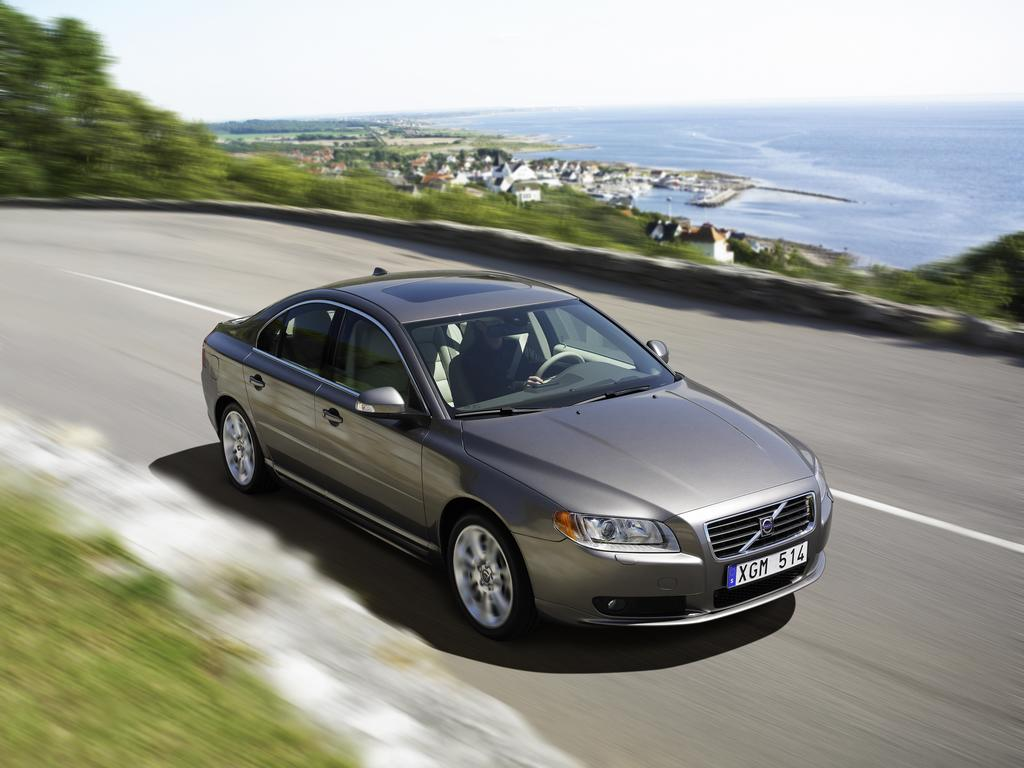 Volvo S80 Wallpaper Download