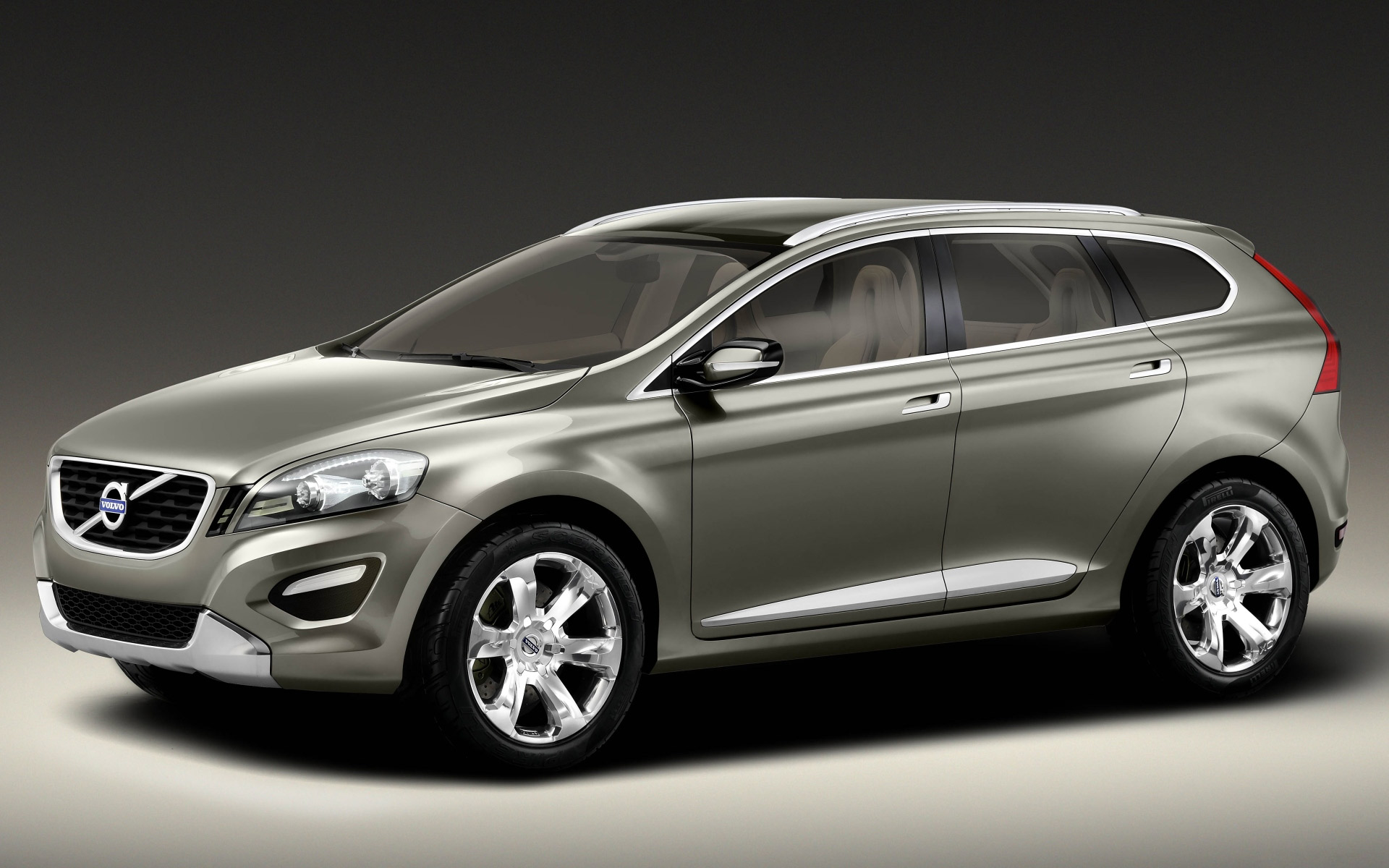 Volvo XC60 has been a great success and has won over 22 coveted awards Wallpapers Download