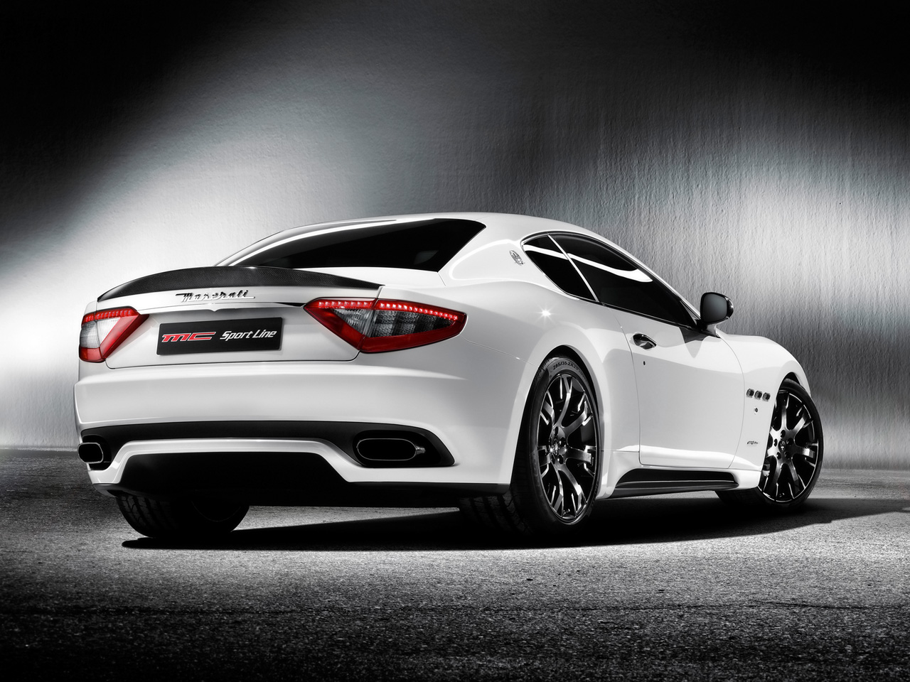 Maserati gran turismo Wallpapers Desktop Download