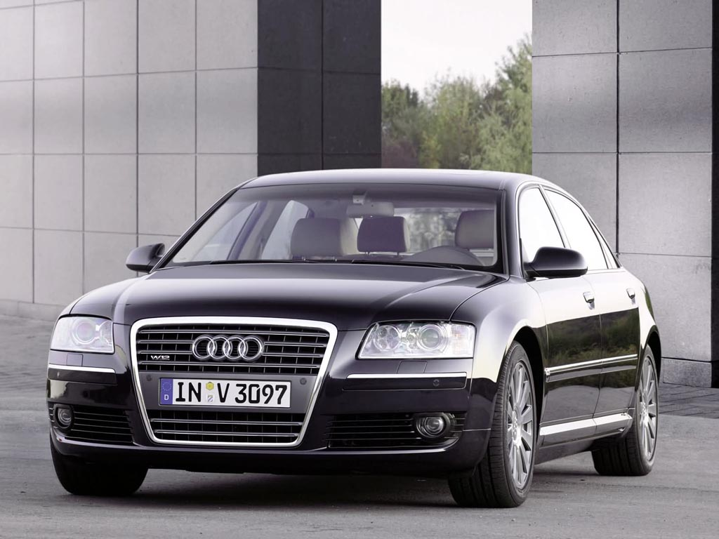 Audi A8 W12 Q 2004 Free Download Image Of Wallpaper