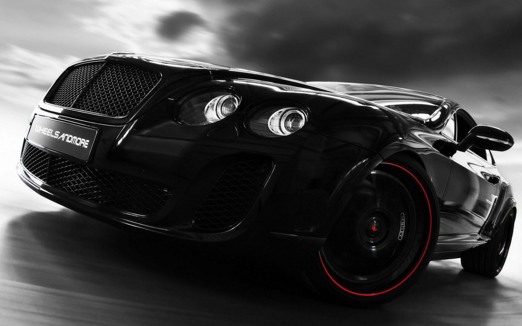 Bentley black Wallpaper Free Picture Download Image Of