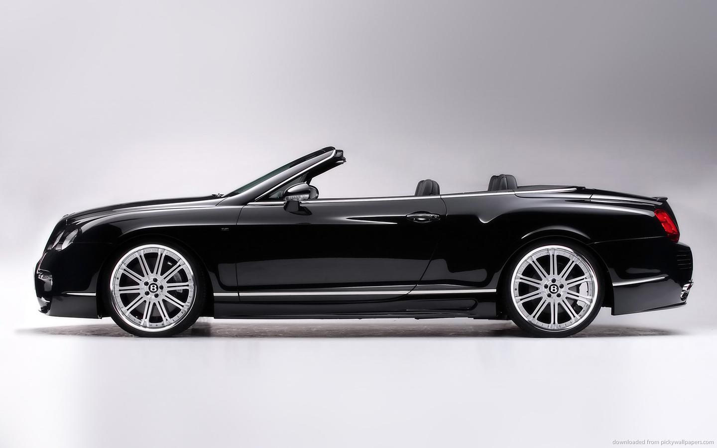Black Bentley Continental ASI for Free Picture Download Image Of