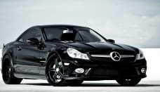 Black Mercedes Benz Cars HD Wallpaper Free Download Image Of