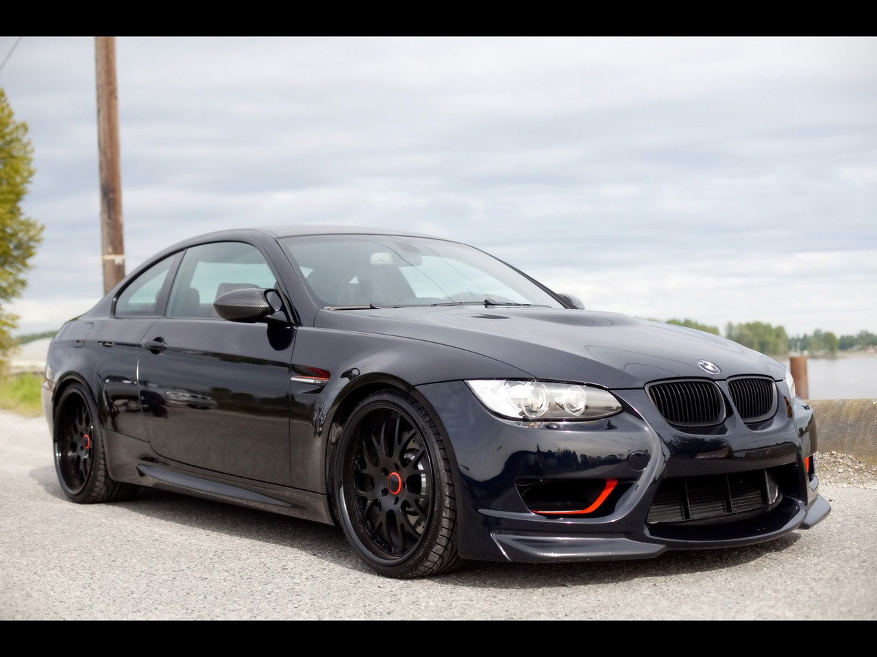 Bmw Norwell 545i columbus Wallpaper High Resolution