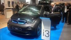 bmw i3 electric car frankfurt Free Download Image Of