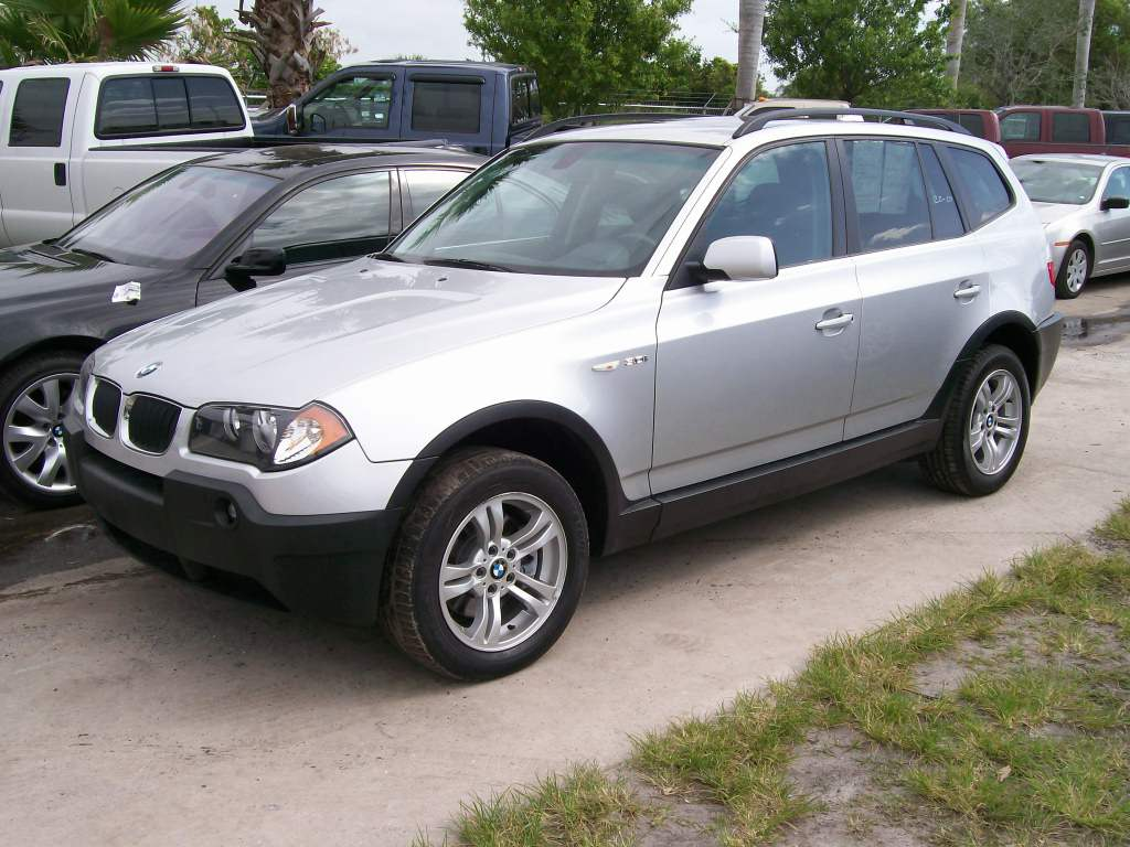 2006 BMW X3  Child & Family Foundation Greenfinity Best Car High Resolution Wallpaper Free