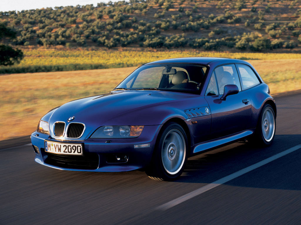BMW Z3 Coupe E368 Free Download Image Of