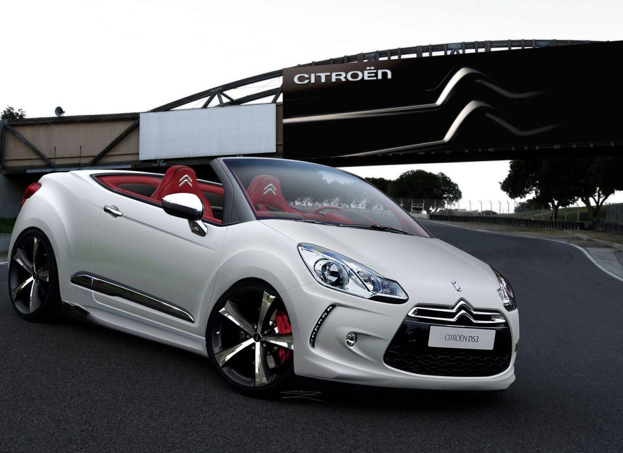 Recreaciones: Citroen DS3 Cabrio