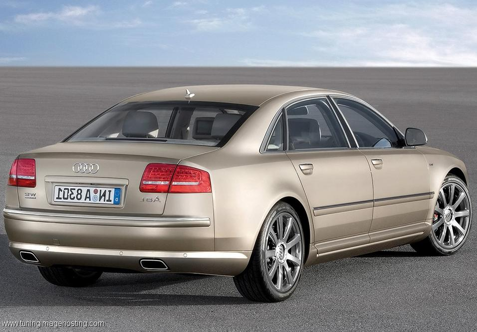 Audi A8 6 0 W12 L Quattro Price Free Download Image Of