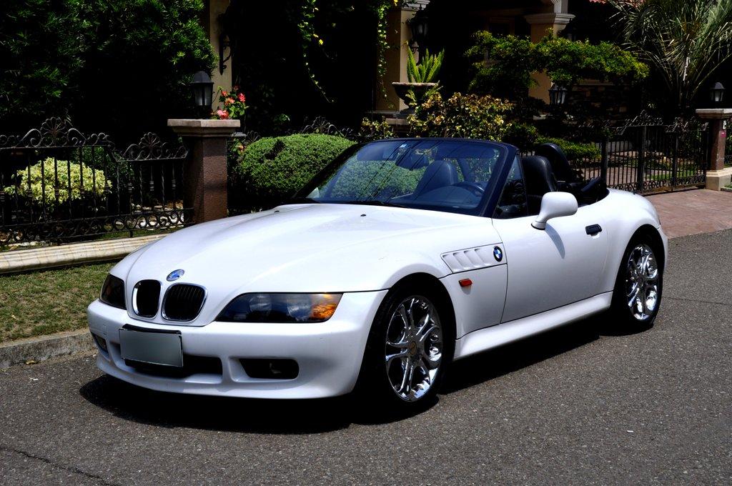 2000 BMW Z3 White photo Wallpaper Gallery Free