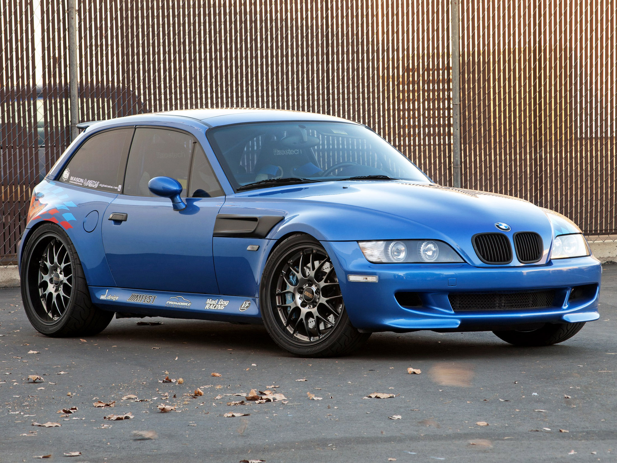EAS BMW Z3 M Coupe E368 High Resolution Image HD Free Picture Download