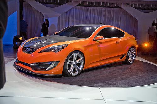 Hyundai Genesis Car Wallpapers Desktop Download