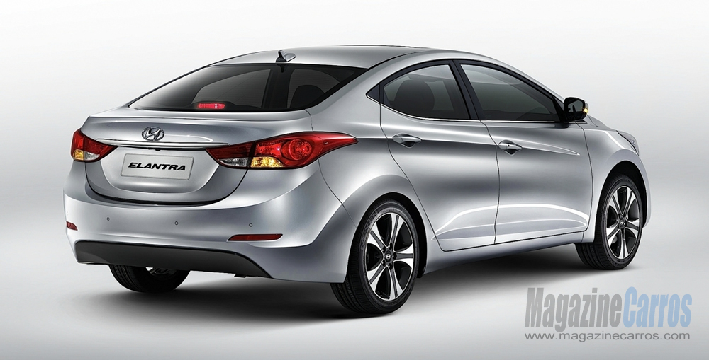 Hyundai elantra no Brasil Wallpapers HD