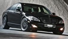 Inden Design Mercedes-Benz S500 4MATIC Unlimited High Resolution Desktop Backgrounds