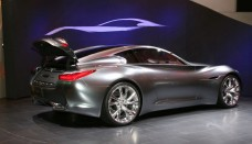 Infiniti essence concept at geneva Wallpapers HD