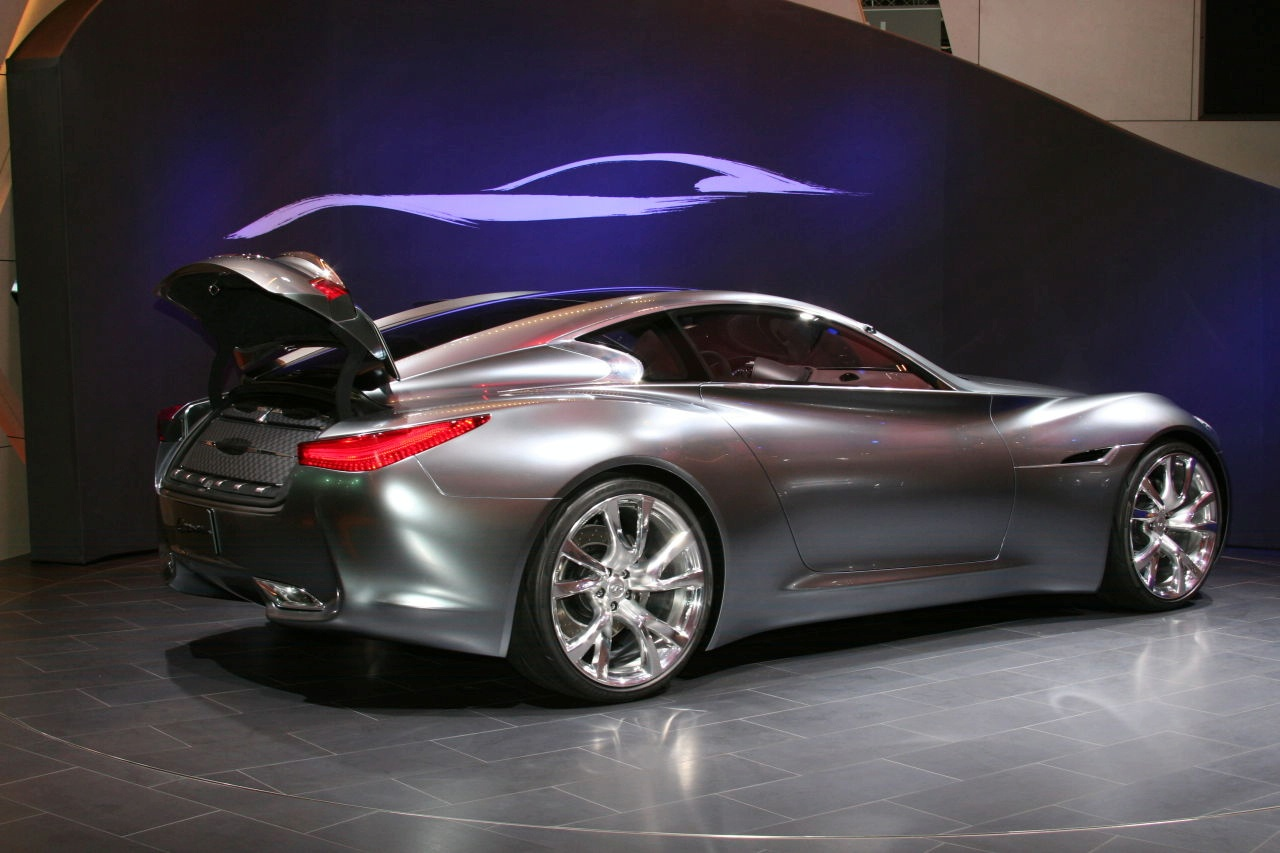 Infiniti essence concept at geneva Wallpapers HD Wallpaper