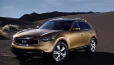 Infiniti FX50 and FX35 debut Wallpapers HD