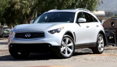 The New Infiniti FX 35 Wallpapers HD