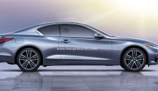 infiniti q60 coupe rendered coming in 2016 Wallpapers HD