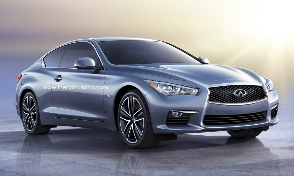 infiniti q60 coupe rendered coming Wallpapers HD