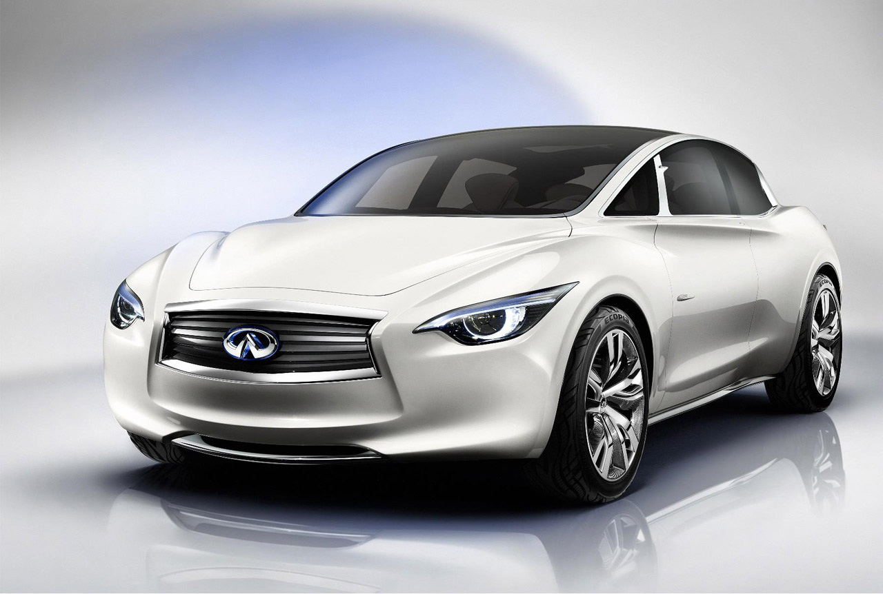 infiniti etherea concept has just released the first photos Wallpapers Download