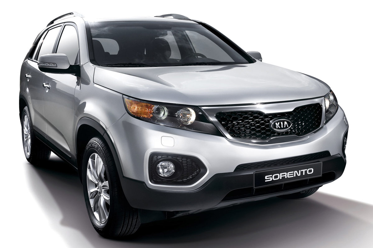 Kia sorento has officially released photos and info about the changes to the Wallpapers HD