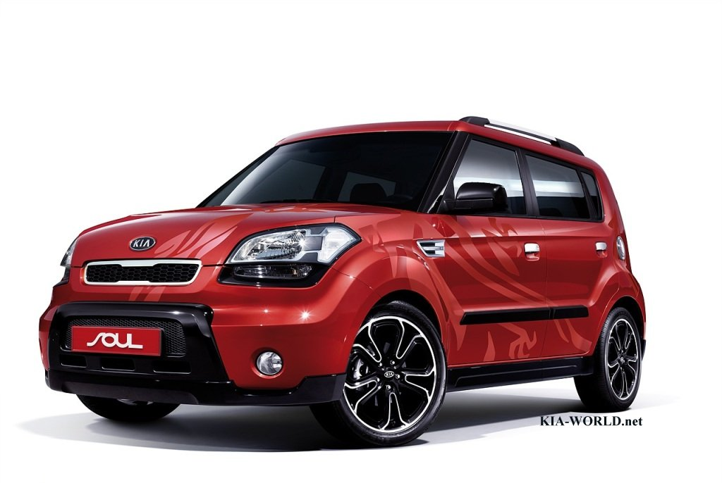 kia soul 1.thumbnail Production ready Wallpapers HD