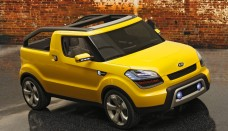 The Kia Soul ster concept immediately recalls such fun Photo Gallery Desktop Backgrounds
