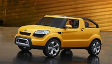 Kia soulster concept at the Detroit Auto Show Photo Gallery Desktop Backgrounds