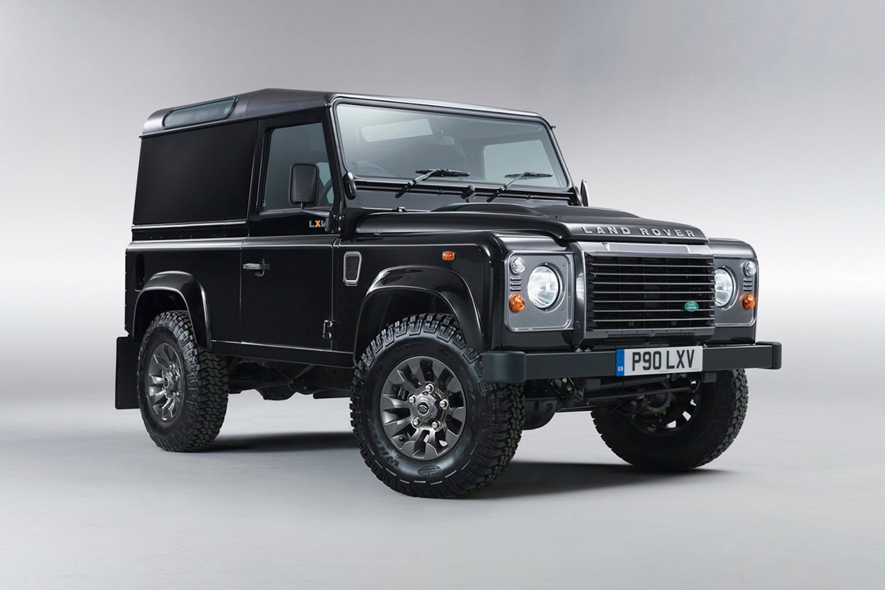 land rover defender lxv special edition Wallpaper Gallery Free