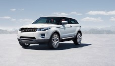 Land Rover Range Rover Evoque photos Pose Desktop Backgrounds