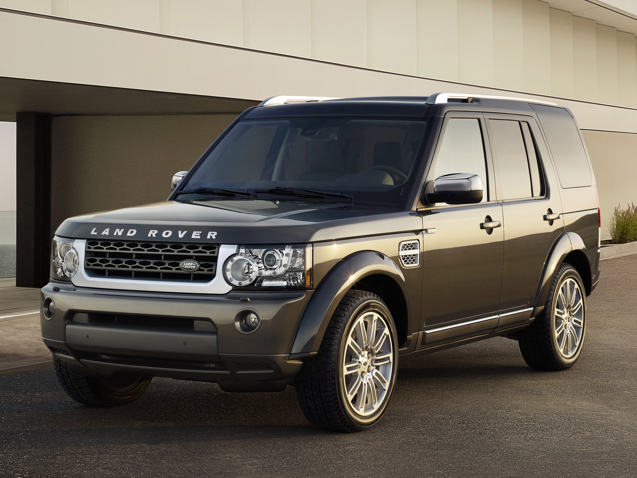 land  rover discovery 4 hse Free Picture Download Image Of