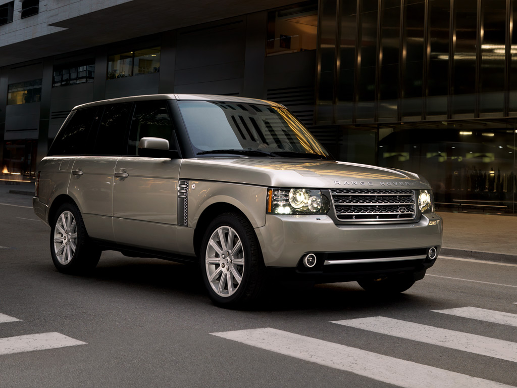 Land Rover Rang Rover Car Pictures & Car Wallpapers Wallpaper
