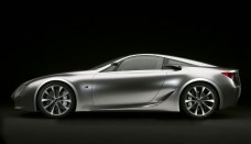 Lexus LF A Car Specifications Wallpaper Gallery Free