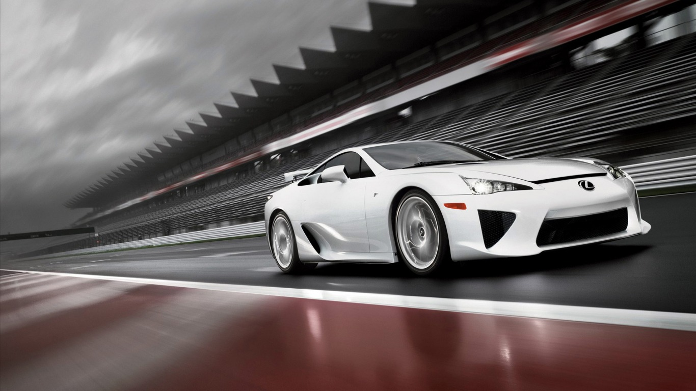 Free download lexus lfa wallpaper HD