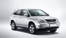 Lexus RX 350 photos News Wallpapers Desktop Download