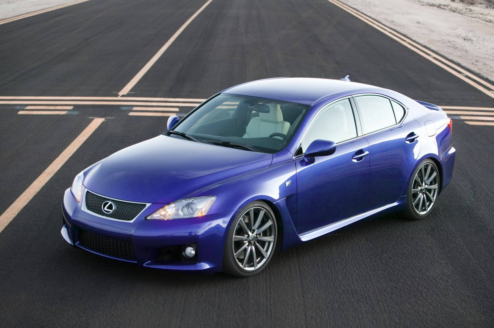 Lexus IS F hires Wallpapers Desktop Download