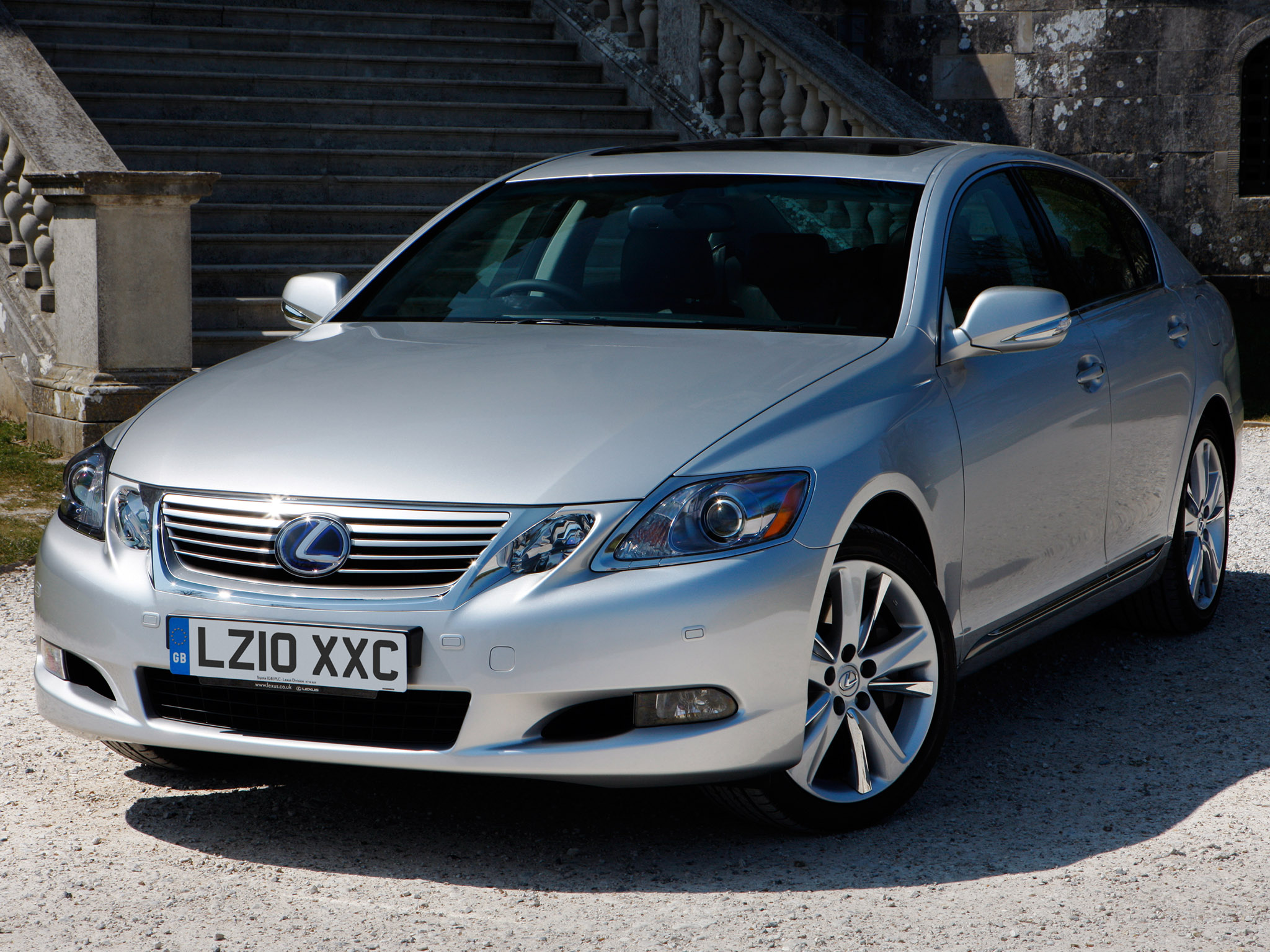 Lexus GS 450h UK photo gallery Free Download Image Of