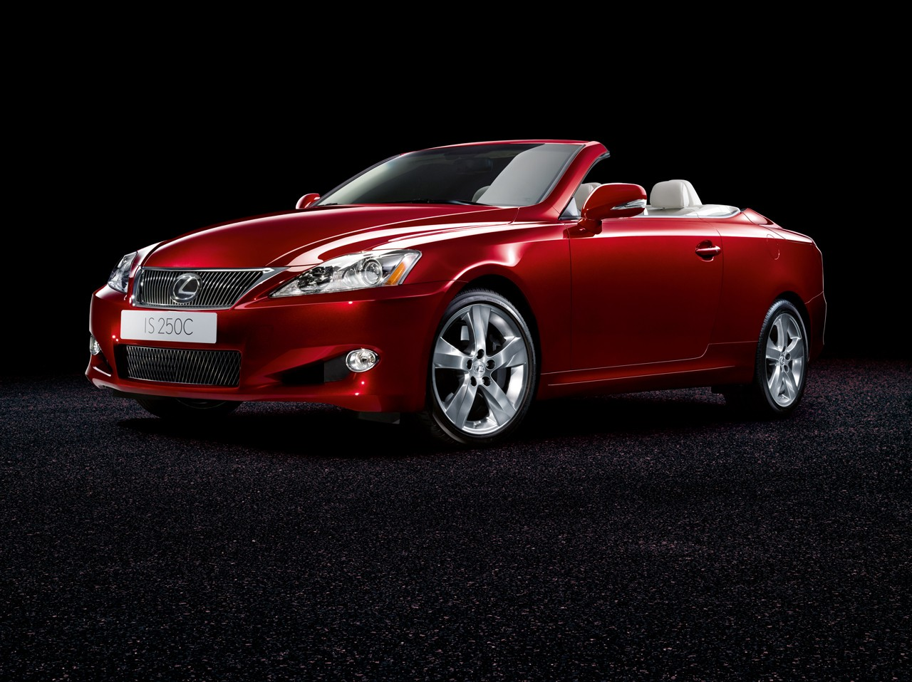 Lexus IS 250C at the Paris Motor Show image Wallpapers Desktop Download