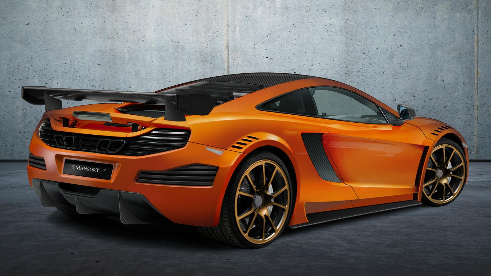 McLaren MP4-12C tuning racing Pictures Gallery Wallpapers Download