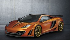 McLaren MP4-12C von Mansory Super Sports Car designed Free Download Image Of